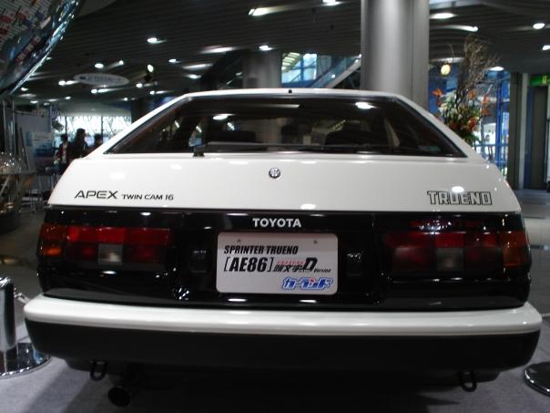 AE86 Hachiroku Takumi